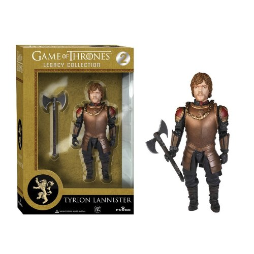 Funko Legacy Action: GOT – Tyrion Lannister Action Figure