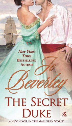 The Secret Duke (Malloren World), Jo Beverley