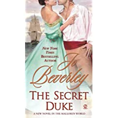 The Secret Duke by Jo Beverley