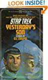 YESTERDAY'S SON - STAR TREK #11 (Star Trek Novel No. 11)