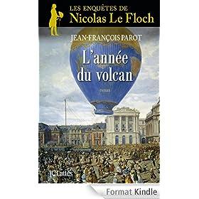 L'ann�e du volcan : N�11 : Une enq�ete de Nicolas Le FLoch
