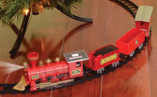 Christmas Inflatable Train front-968046