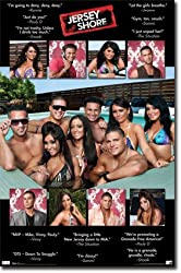 (22x34) Jersey Shore Quotes TV Poster Print