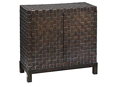 2-7369 Woven Hall Chest