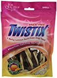 Twistix Dental Chews for Pets with Pumpkin Spice Flavor, Small