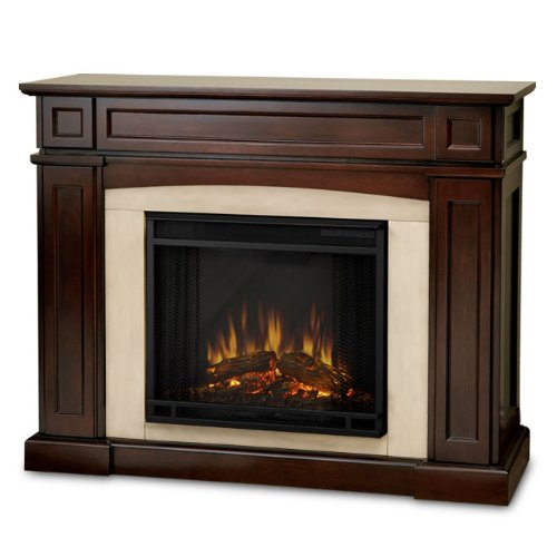 Real Flame 3710E-Dm Rutherford Electric Fireplace