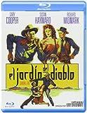 Garden Of Evil ( 1954 ) [ Blu-Ray, Reg.A/B/C Import - Spain ]