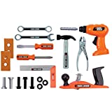 Black and Decker Jr Fun Tool Set