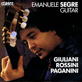 Romantic Italian Pieces for Guitar