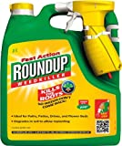 Fast Action Roundup® Ready-To-Use Weed Killer - 3L