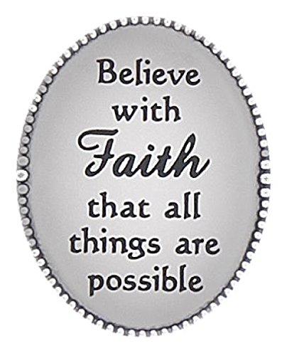 Ganz Angels Among Us, Believe with Faith, Pocket token ER38465 - 1