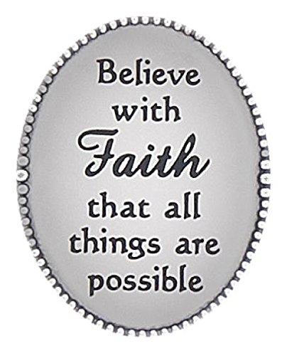 Ganz Angels Among Us, Believe with Faith, Pocket token ER38465 - 1