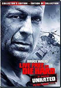 Live Free or Die Hard (Unrated Widescreen Collectors Edition) (Bilingual)