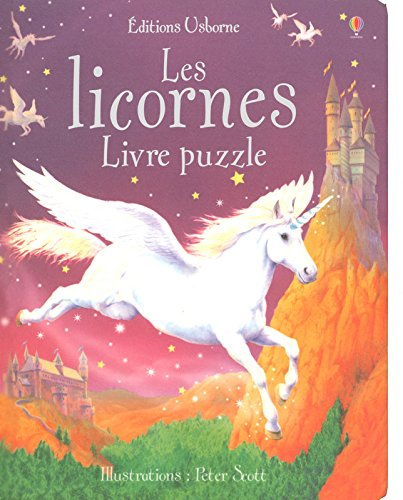 LICORNES-LIVRE-PUZZLE