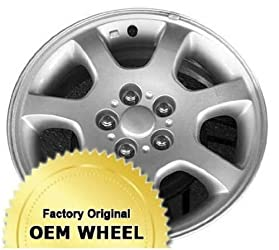 DODGE NEON 15X6 7 SPOKE Factory Oem Wheel Rim- CHROME – Remanufactured