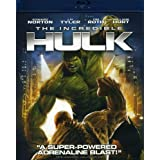 The Incredible Hulk [Blu-ray] (Color: red)