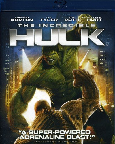 Blu-ray : The Incredible Hulk (Repackaged, Widescreen)