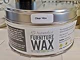 Autentico Furniture Wax Clear