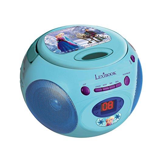 Frozen - Reproductor de CD (Lexibook RCD102FZ)