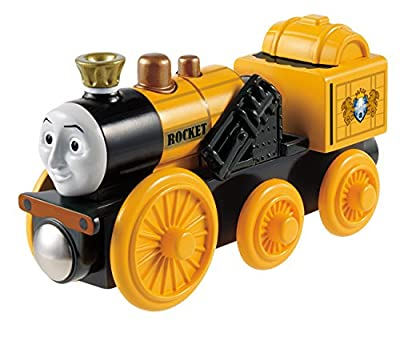 Thomas Wooden Railway - Stephen Engine from Fisher-Price Thomas
