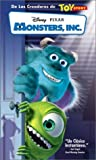 Monsters Inc. Spanish VHS
