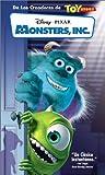 Monsters Inc. Spanish VHS