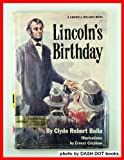 img - for Lincoln's Birthday book / textbook / text book