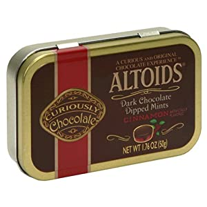 Dark Chocolate Cinnamon Altoids