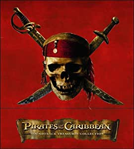 Pirates of the Caribbean Sountracks Treasures Collection