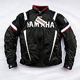 バイクジャケット YAMAHA ヤマハ レーシングウインタージャケット 602/レッド