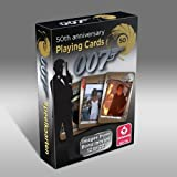 007 James Bond 50th Anniversary Movies 12-22 Playing Cardsby Cartamundi