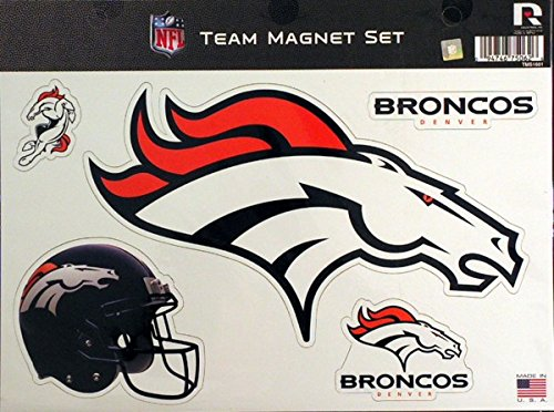 Denver Broncos Car Magnets Price Compare