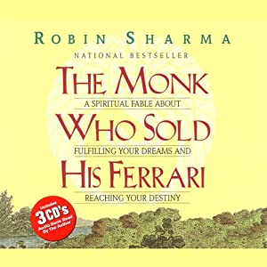 The Monk Who Sold His Ferrari Audiobook