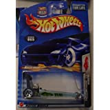 Hot Wheels 2003 Dragon Wagons 1/5 DRAGSTER No.065 1:64 Scale