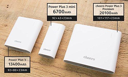 cheero Power Plus 3 mini