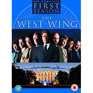 The West Wing - Complete Season 1 (UK Version)