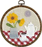 Orimupasu made patchwork kit pot marigold PA-563 (japan import)