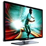 "Philips 46PFL8606H TV LCD 46"" (117 cm) LED HD TV 1080p 3D 800 Hz PMR- Smart TV 4 HDMI USBpar Philips"