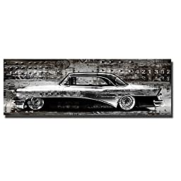 Classic Ride by Dylan Matthews Custom Gallery-Wrapped Canvas Giclee Art (Ready to Hang)
