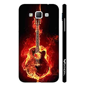 Samsung Galaxy Grand 3 Music Lights Everything on Fire designer mobile hard shell case by Enthopia