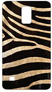 Zebra Pattern Back Cover Case for Samsung Galaxy S5