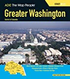 img - for ADC Greater Washington D.C. Street Atlas book / textbook / text book