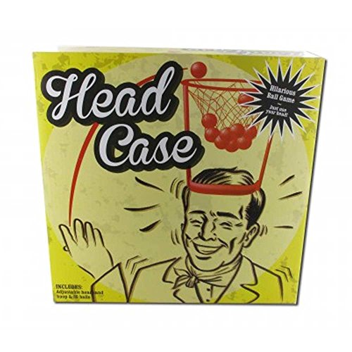 Head Case. The classic game. Includes 20 light balls that won't give you a headache!