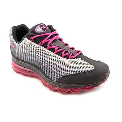 Nike Womens Air Max 95 DYN FW /BLACK/DARK GREY/SPORT FUCHSIA 553554-060