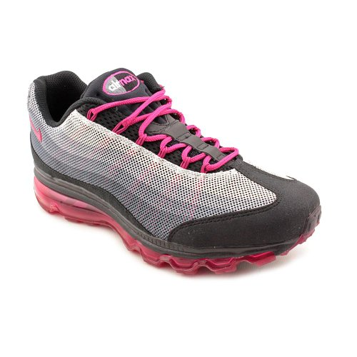 Nike Womens Air Max 95 DYN FW /BLACK/DARK GREY/SPORT FUCHSIA 553554