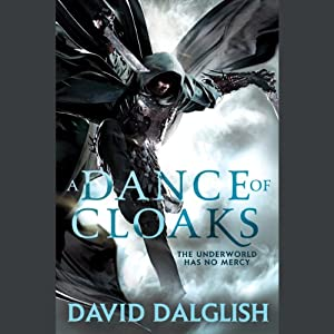 A Dance of Cloaks Audiobook