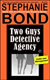 Two Guys Detective Agency (humorous mystery series--book 1)