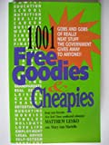 1001 Free Goodies and Cheapies (1878346253) by Lesko, Matthew