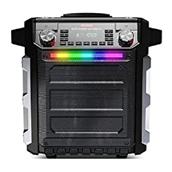 Ion Explorer Outback Wireless Rechargeable Speaker by Ion