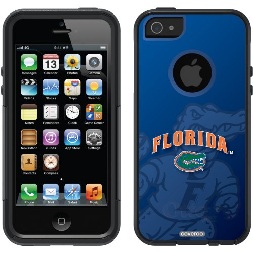 Special Sale Florida - Gator Mascot design on OtterBox Commuter Series Case for iPhone 5